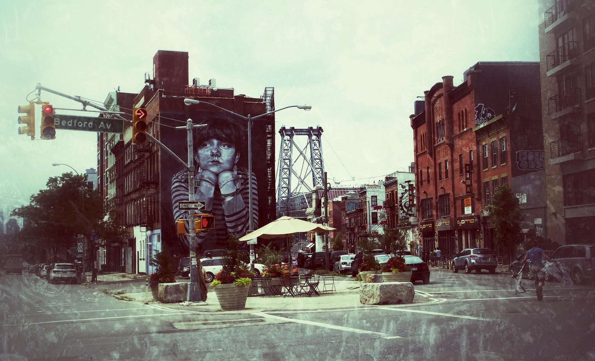 Williamsburg New York