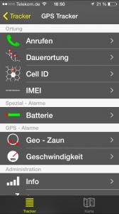 GPS Tracker Tool - Fence
