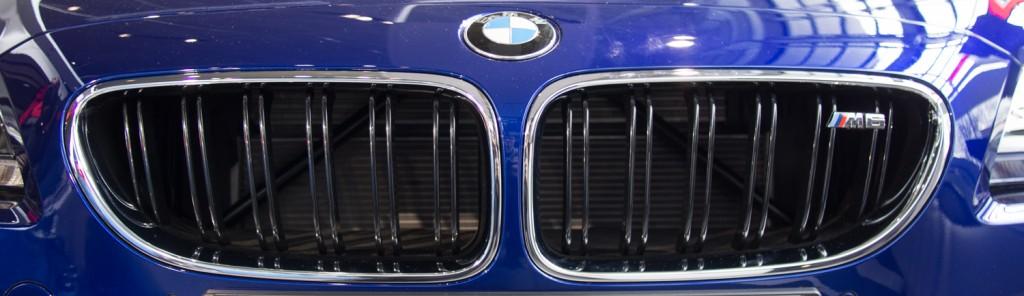 M6 in der BMW Welt