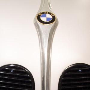 BMW Niere im BMW Museum