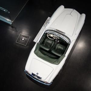 BMW 507 im BMW Museum