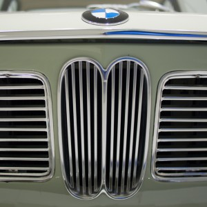 BMW 2000er im BMW Museum
