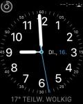 Apple Watch Sonnenaufgang