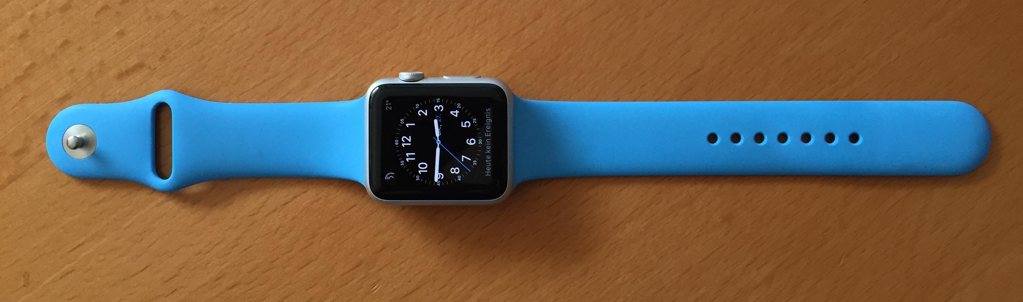 2 Monate Apple Watch – was taugt sie?