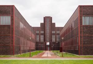 Zeche Zollverein Verwaltung
