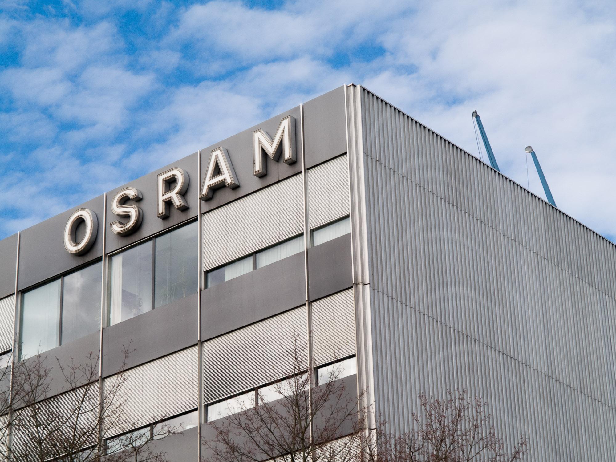 Osram Gebäude