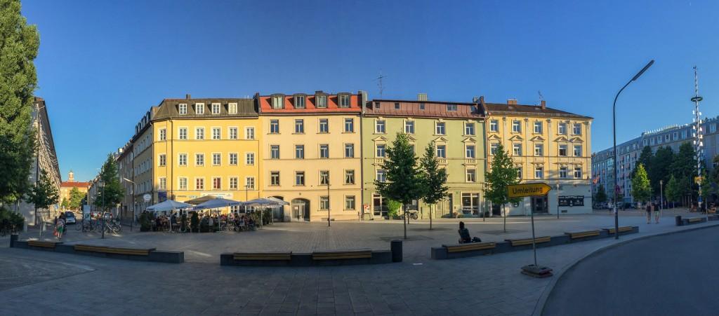 Hans-Mielich-Platz Untergiesing