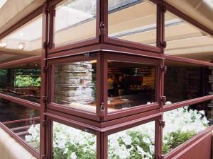 Fallingwater Fenster