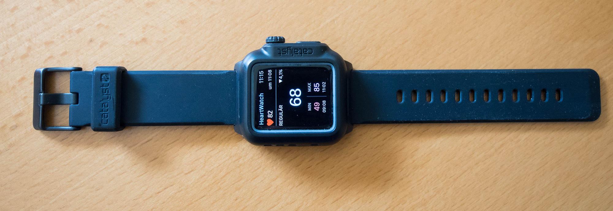 Schwimmen mit der Apple Watch