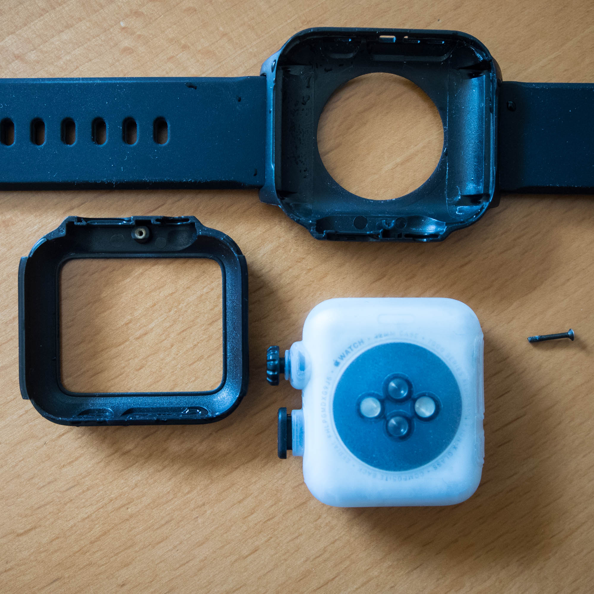 AppleWatch mit Catalyst flipped