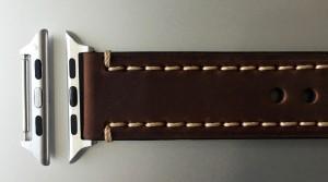Armband an Adapter
