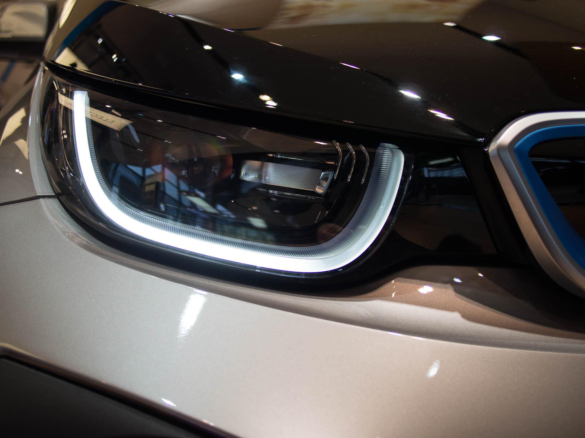 BMW i3 Licht