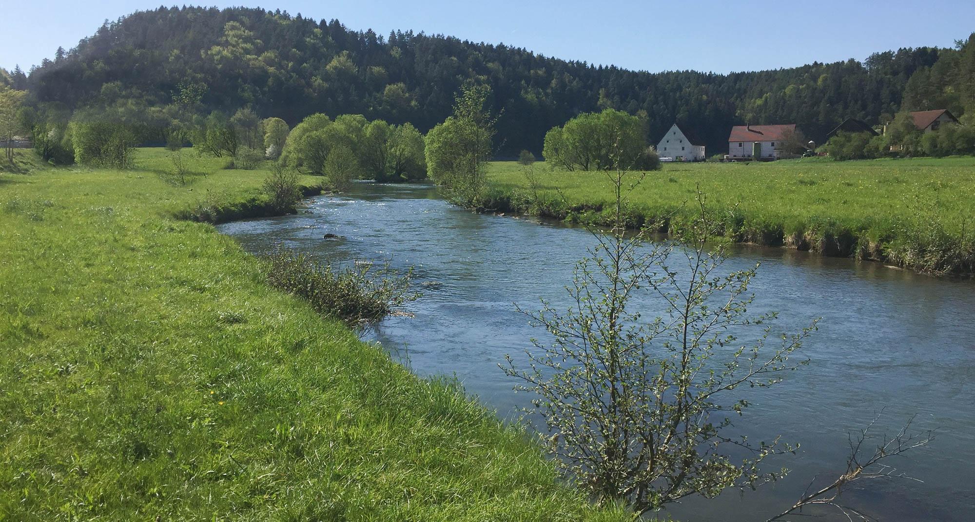 Fliegenfischen-Kurs in Waischenfeld