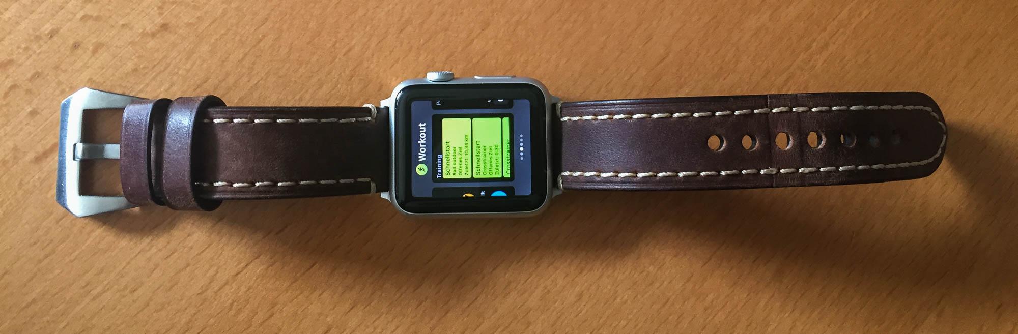 Auch mit WatchOS 3 ist nicht alles gut bei der AppleWatch
