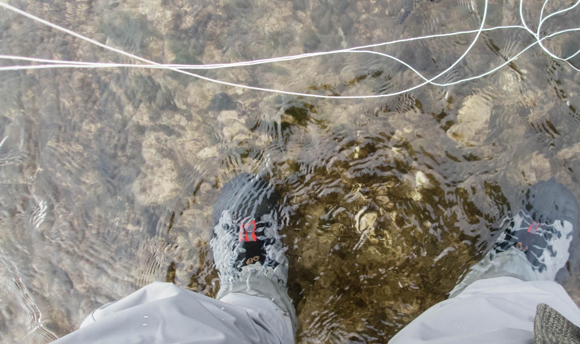 Fliegenfischen am Lech
