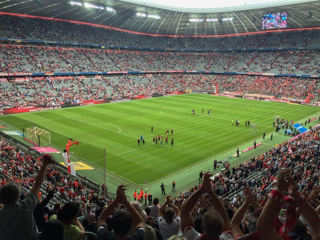 FC Bayern hat gewonnen